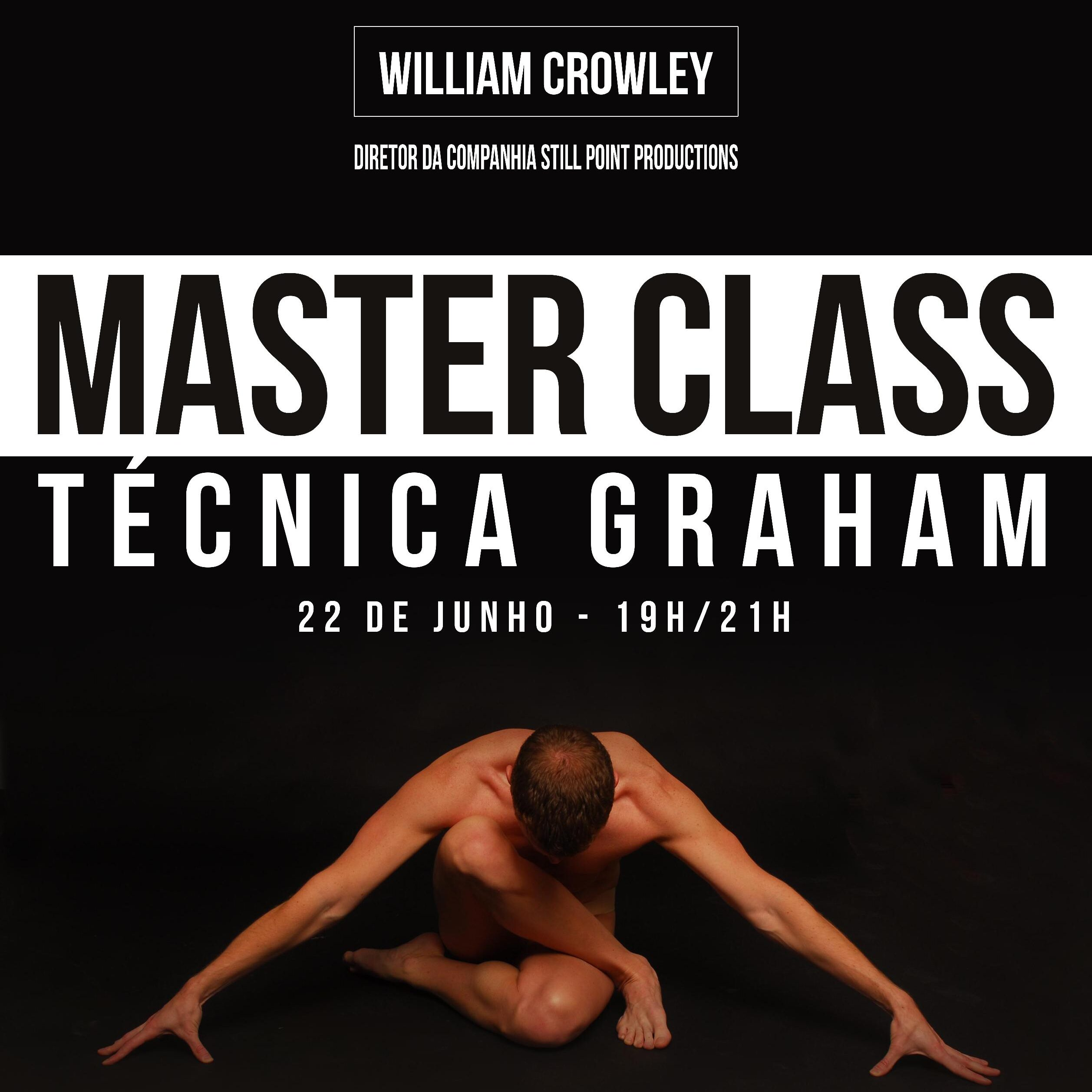 Master Class Técnica Graham