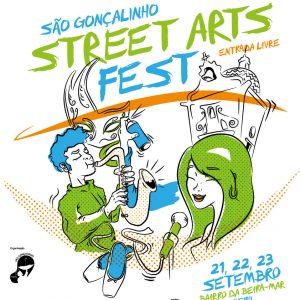 São Gonçalinho Street Arts Fest